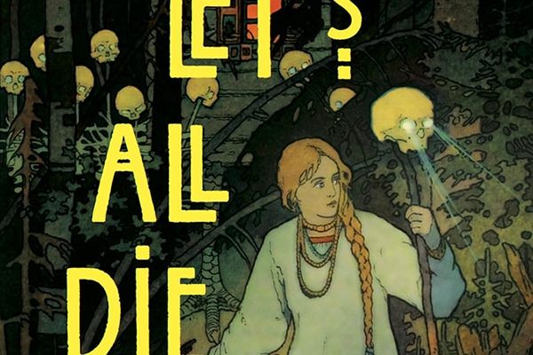 Let's All Die Happy | Book Review