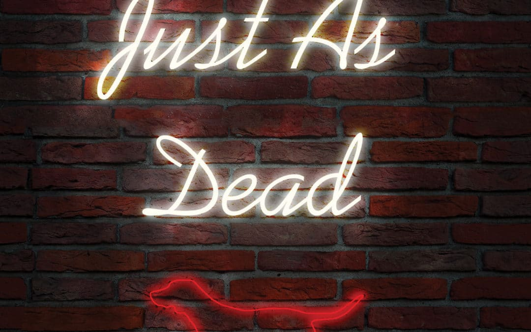'A Body's Just as Dead' by Cathy Adams is being released next week!