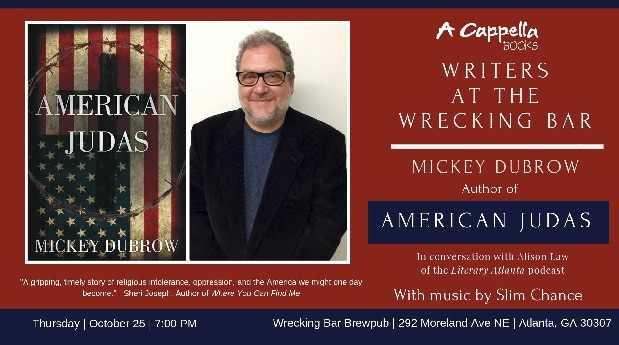 Get Wrecked with 'American Judas' in Atlanta!