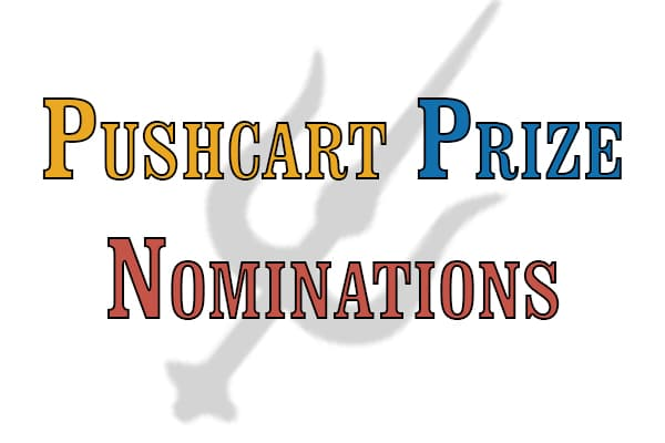Announcing our 2019 Pushcart Prize Nominations!