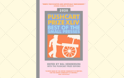 Congratulations 2020 Pushcart Prize Nominees!