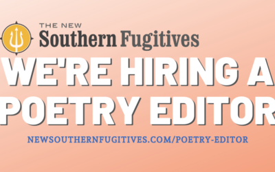 We're Hiring a Poetry Editor // PAID Position