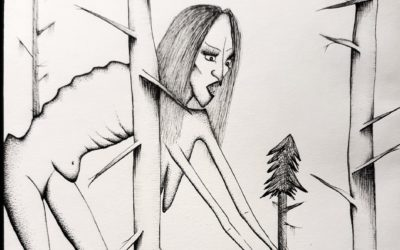 Forest Witch | Visual Art