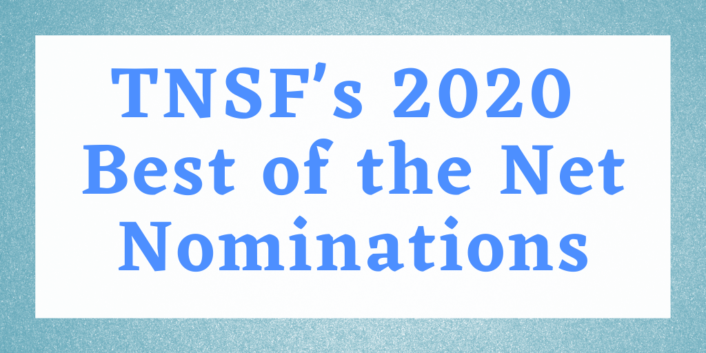 Best of the Net 2020 Nominees | News