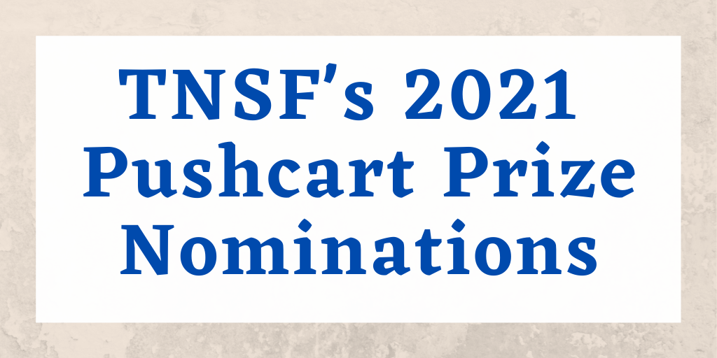 Pushcart Prize 2021 Nominees | News