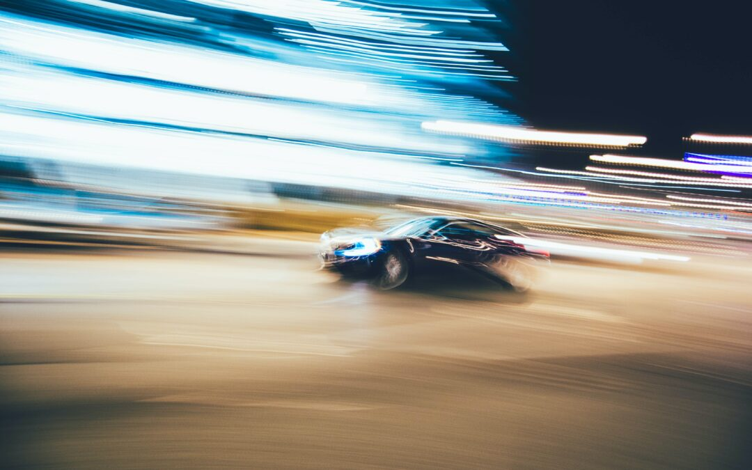 You got a fast car, you showed off with it . . . | Fiction
