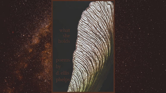 what she holds | Book Review